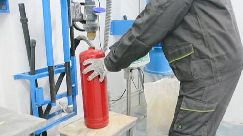 Refill-isi Ulang Alat Pemadam Api