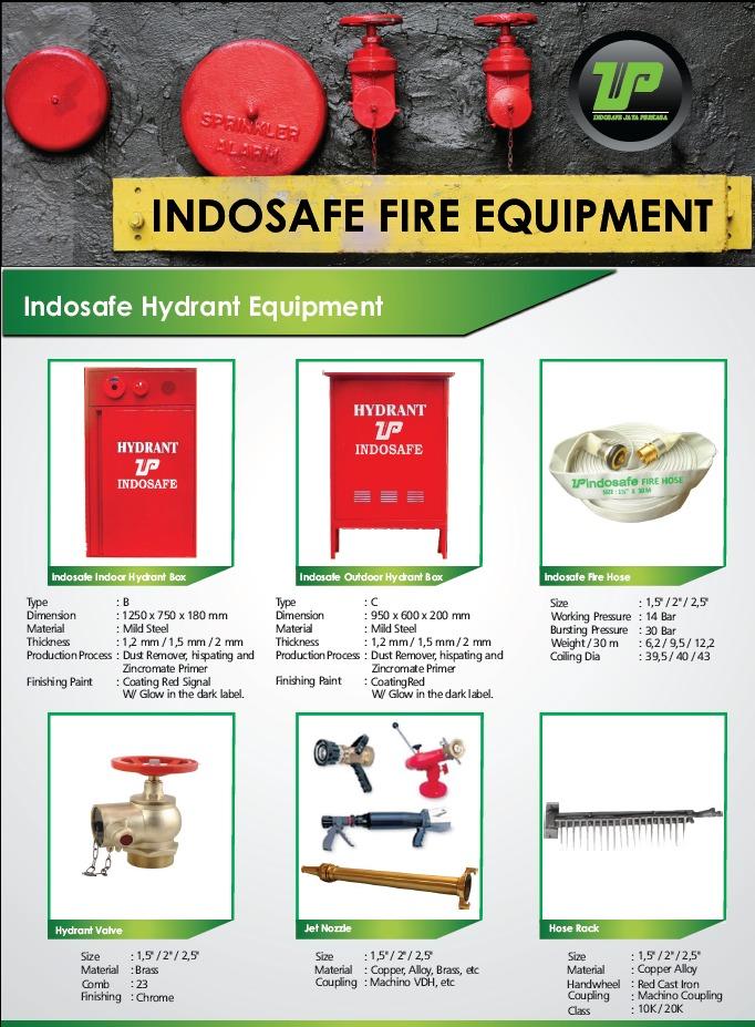 Distributor Fire Hydrant