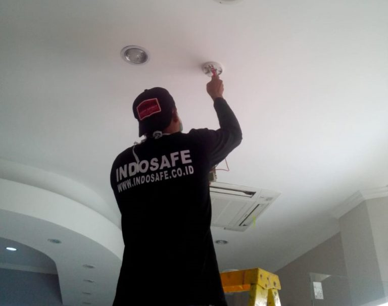 Maintenance dan Service Perangkat Fire Alarm System Jakarta wa. 081370088919
