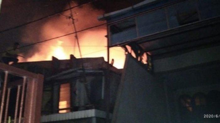 Kebakaran Tanjung Priok